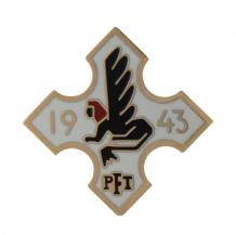Skalski's Circus Polish Fighting Team PFT Royal Air Force RAF Pin Badge